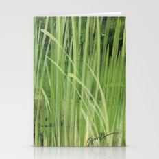 seagrass sea shore watercolor Stationery Cards