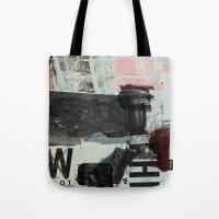 Three Things Tote Bag