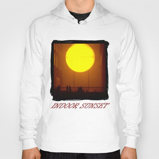Indoor Sunset Hoody