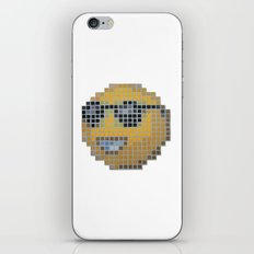 Emoticon Cool iPhone & iPod Skin