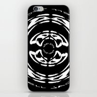 DJ Warped II iPhone & iPod Skin