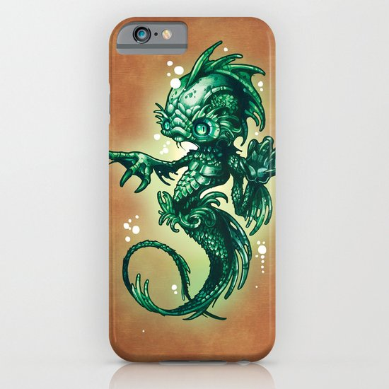 Creature from the Black Lagoon iPhone & iPod Case