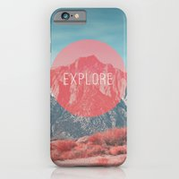 iPhone & iPod Case featuring Explore by Zeke Tucker