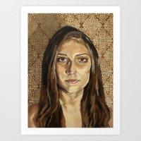 Symmetry #6 Art Print