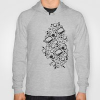 ABSTRACT 011 Hoody