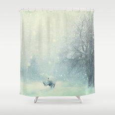 Different dont mean weak Shower Curtain