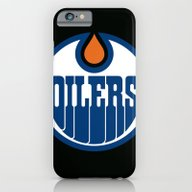 NHL - Oilers iPhone 6 Slim Case