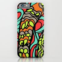 iPhone & iPod Case featuring Rooster close up by monasita