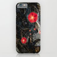 iPhone & iPod Case featuring Filigree of the Mind by KunstFabrik_StaticMovement Manu Jobst