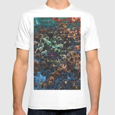 Altered Life SMALL White Mens Fitted Tee
