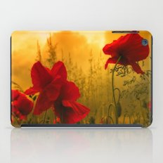 Red For Love iPad Case