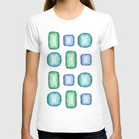 Adornment Womens Fitted Tee White SMALL