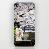 Kiyamachi Kimono, Kyoto iPhone & iPod Skin