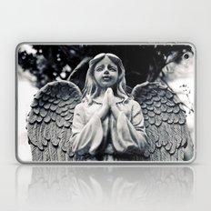 As the angel prays Laptop & iPad Skin