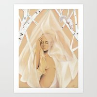 The Recluse Art Print