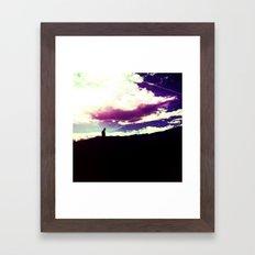 |LIMBO| Framed Art Print