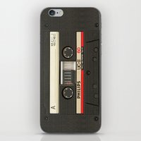Tape iPhone & iPod Skin