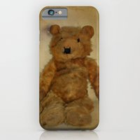 iPhone & iPod Case featuring Growler by Cathie Tranent