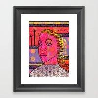 169. Framed Art Print