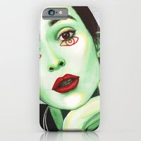 Close Up 2 iPhone 6 Slim Case