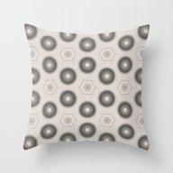 Fractal Cogs N Wheels In… Throw Pillow