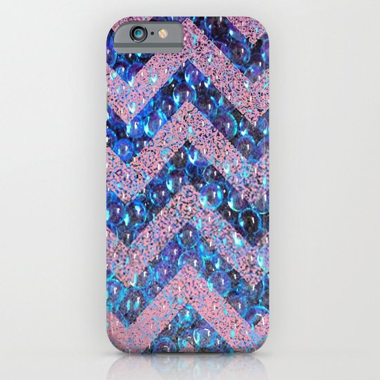bubbly chevron iPhone & iPod Case