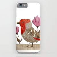 House Finch iPhone 6 Slim Case