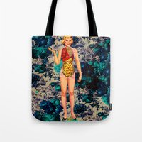 Women In Society  Tote Bag