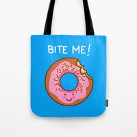 Tasty Comeback Tote Bag