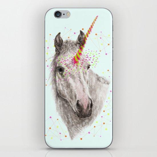 Unicorn V iPhone & iPod Skin
