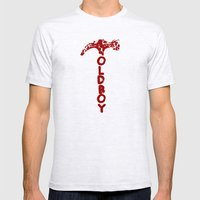 Oldboy-Hammer Mens Fitted Tee Ash Grey SMALL
