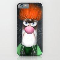 Grumpy Meep iPhone 6 Slim Case
