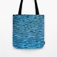 Water Ripples Tote Bag