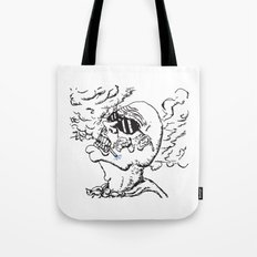Our Hero, Former Smoker Tote Bag