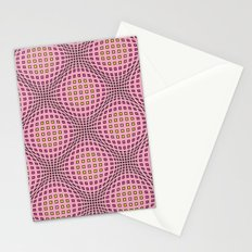Pop pink Stationery Cards