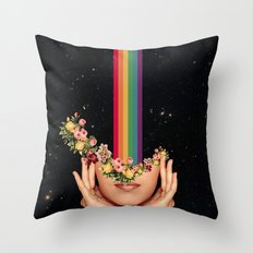 'Selene' Throw Pillow