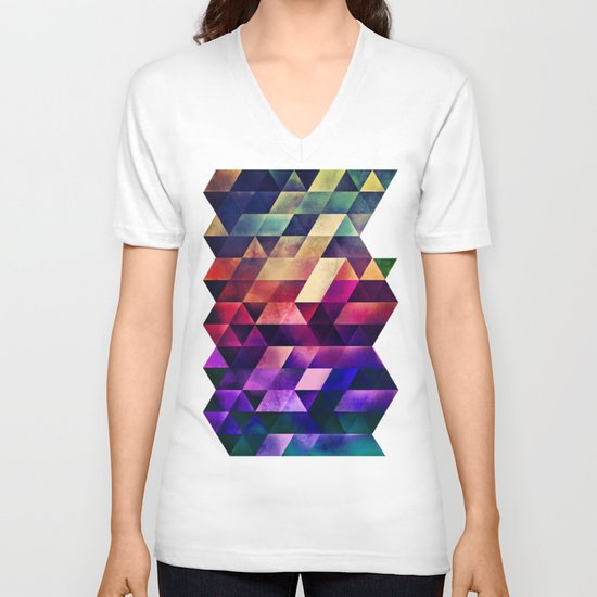 yvyr yt V-neck T-shirt