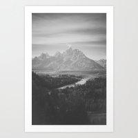 Wyoming XXVII Art Print