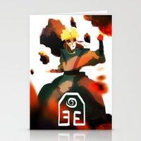 Avatar Kyoshi II Stationery Cards