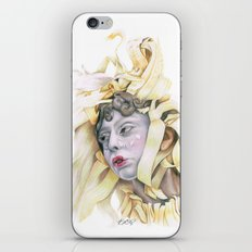 Wooden Hopes. iPhone & iPod Skin