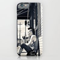 iPhone & iPod Case featuring South Tacoma Skater  by Vorona Photography