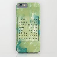 Awake My Soul II iPhone 6 Slim Case