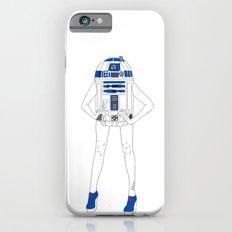 Girl R2-D2 iPhone 6s Slim Case