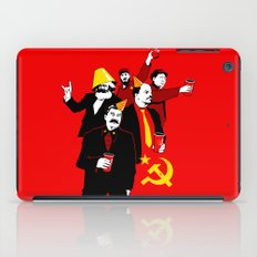 The Communist Party (variant) iPad Case
