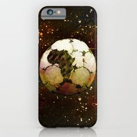 iPhone & iPod Case featuring Africa Football by Will Hill
