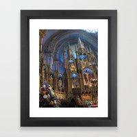 Notre-Dame Montreal Framed Art Print