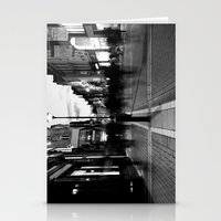 Star Light [Black & White] Stationery Cards