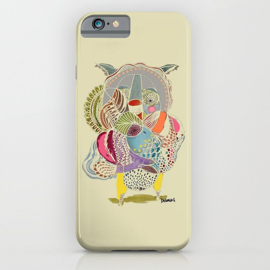 Gustave iPhone & iPod Case