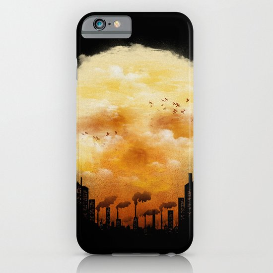 Polluted Promises iPhone & iPod Case