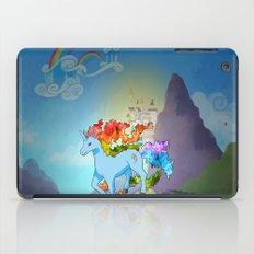 Rainidash iPad Case